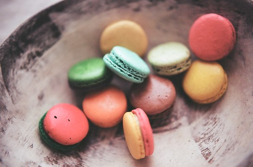 macarons by chizuru-bis