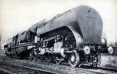 Sunday Streamline 67 Algerian Garratts Dieselpunks