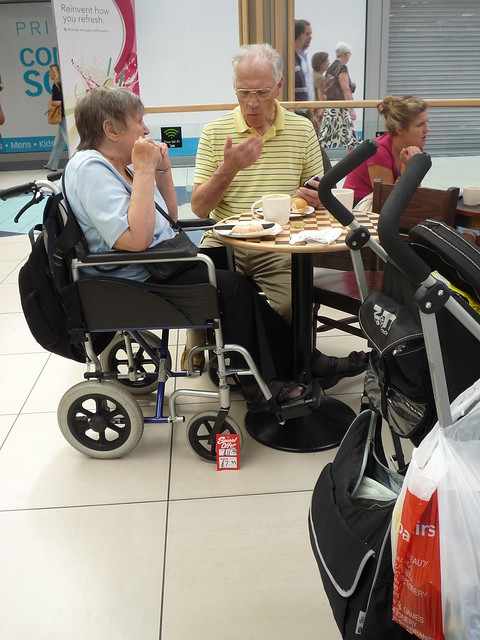 wheelchair reduced