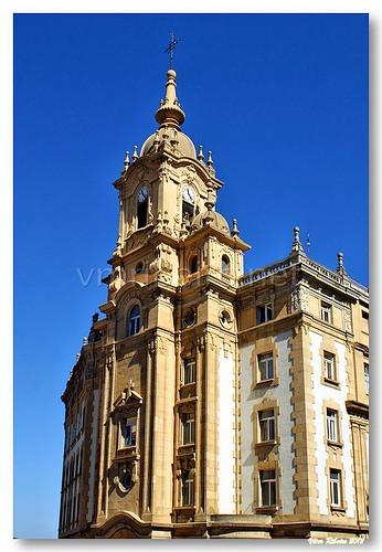 Igreja em San Sebastian by VRfoto