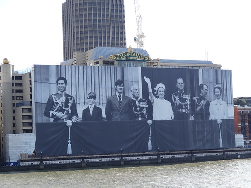 Sea Containers House Royal Family
