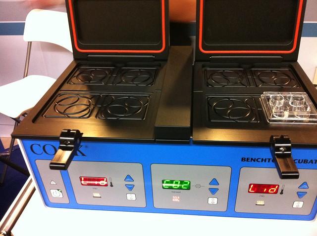 試管嬰兒新儀器-桌上型乾式培養系統 Dry6