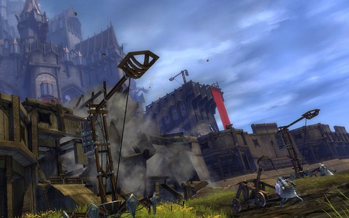 Guild Wars 2 Siege Weapons
