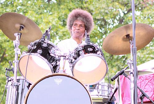 drummer jacqui gore