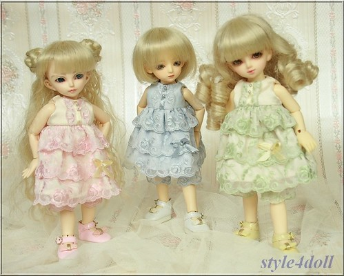 style4doll - Fashion for Yo SD Dollfie BJD Girl by style4doll