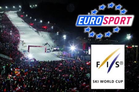 Program Světového poháru na TV Eurosport