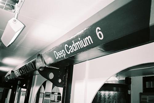 Deep Cadium 6 noir