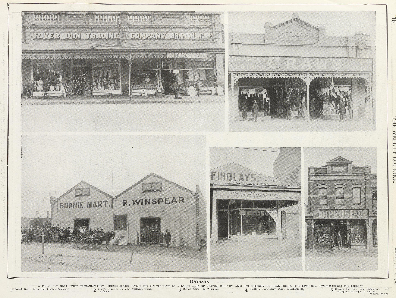 Burnie, Tasmania (1919)
