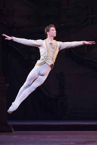 Vadim Muntagirov in The Sleeping Beauty, The Royal Ballet © ROH/Tristram Kenton, 2014