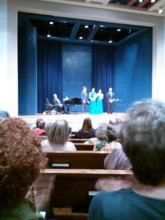 Schwabacher Debut Recital