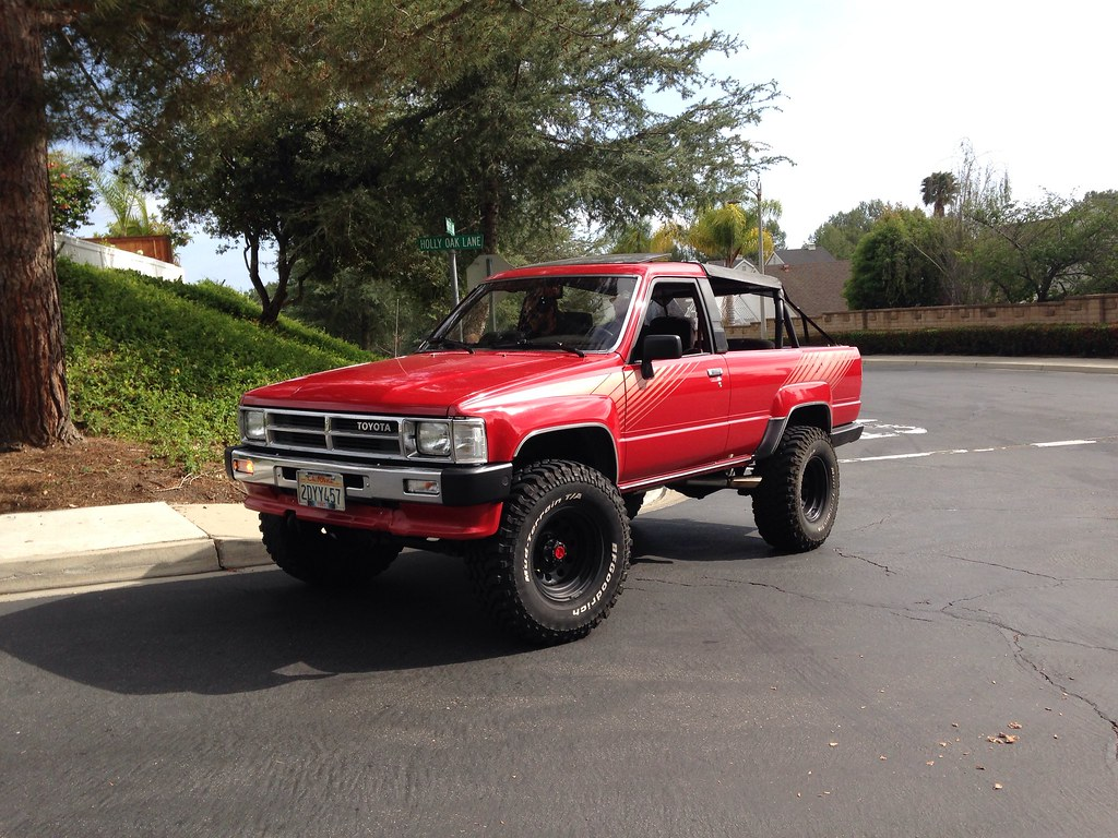 87 T4r Specific Vac Questions W Diagram Toyota 4runner Forum