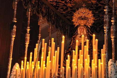 AionSur 13929588592_cf9bc79126_d Esperanza y Santo Entierro, corazones divididos en estaciones de penitencia que se unen Cultura Semana Santa