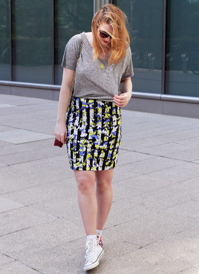 Top UK Fashion Blogs, Outfit of the Day, Peter Pilotto for Target