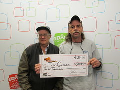 Todd Geddes - $3,000 Hot Lotto