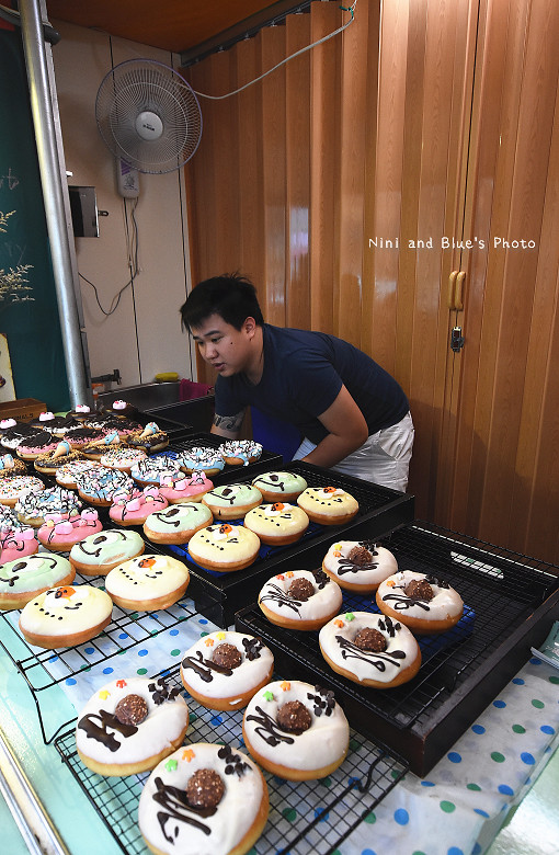 彰化員林JUICY DONUT創意造型甜甜圈06
