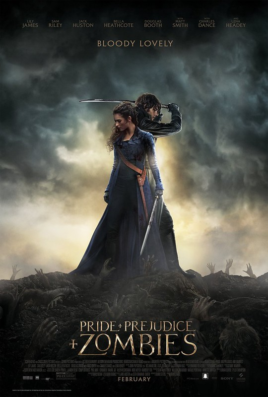 Pride and Prejudice and Zombies - Poster 3