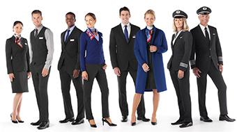 American Airlines nuevos uniformes (American)