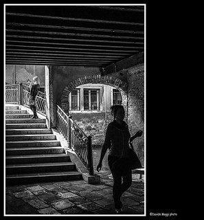 lights and shadows in Venice