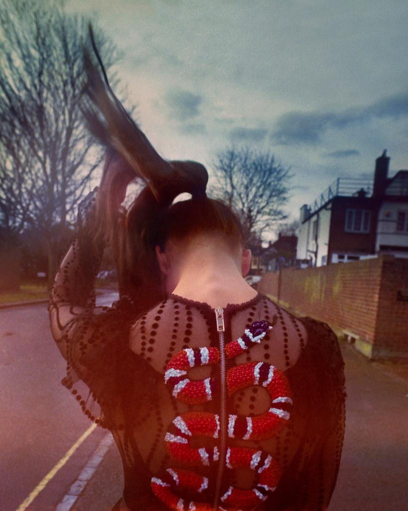 Аня Тейлор-Джой — Фотосессия для «Twin» 2016 – 5