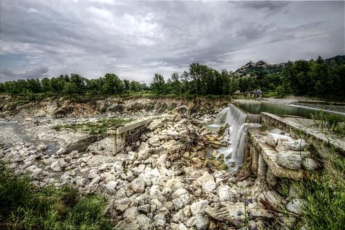 italy water canon river fiume rimini tamron acqua marecchia 1750mm eos7d