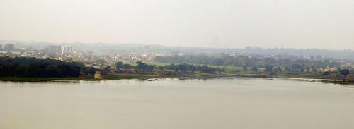 View from Rock Graden