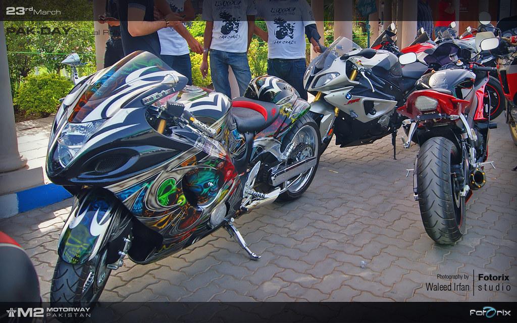 Fotorix Waleed - 23rd March 2012 BikerBoyz Gathering on M2 Motorway with Protocol - 6871381228 87a8e10645 b