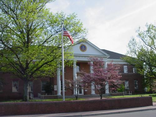 Courthouse, Leonardtown