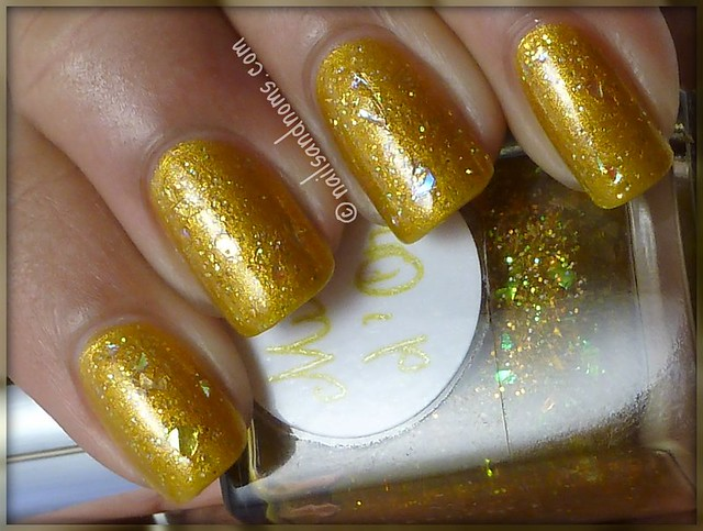 Karine - Mine d'Or over A England Holy Grail