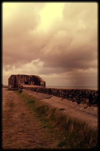 UTAH Beach Bunker