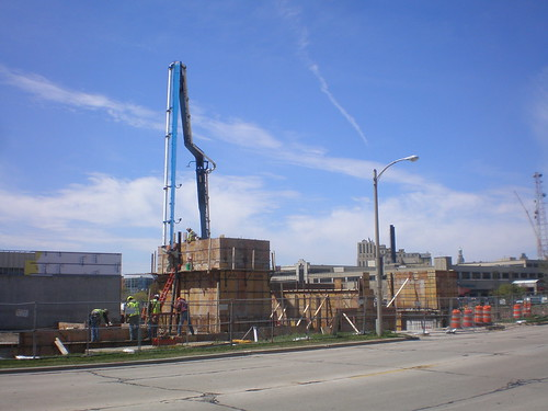 The North End Phase II Construction 2