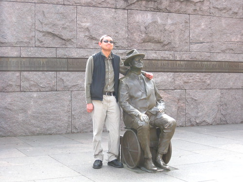 FDR and Me