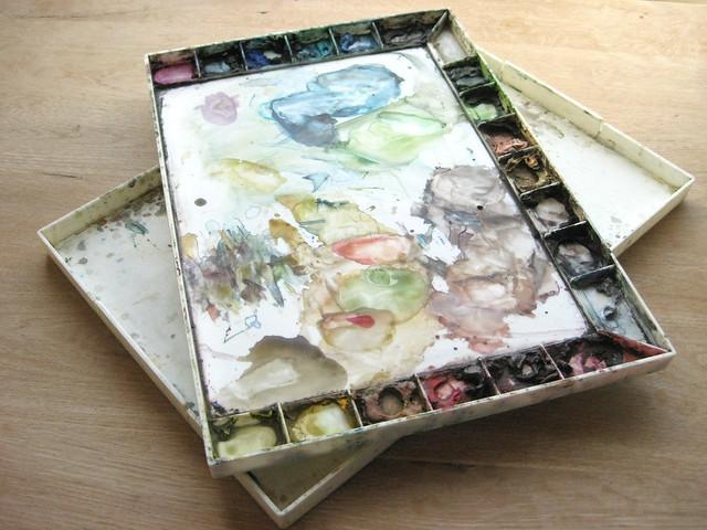 pike palette II