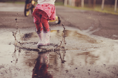 {Puddle Jumping}