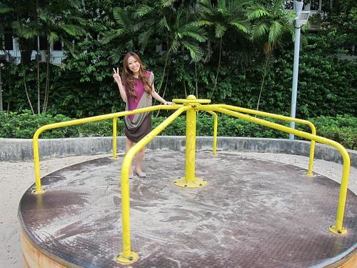 love merry-go-round!