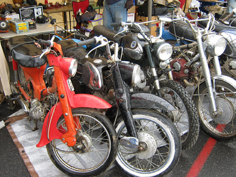 PIR Swap Meet