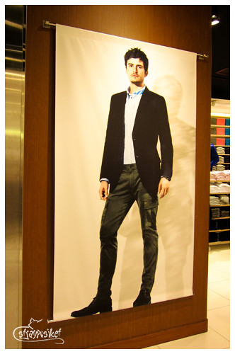 uniqlo Orlando Bloom