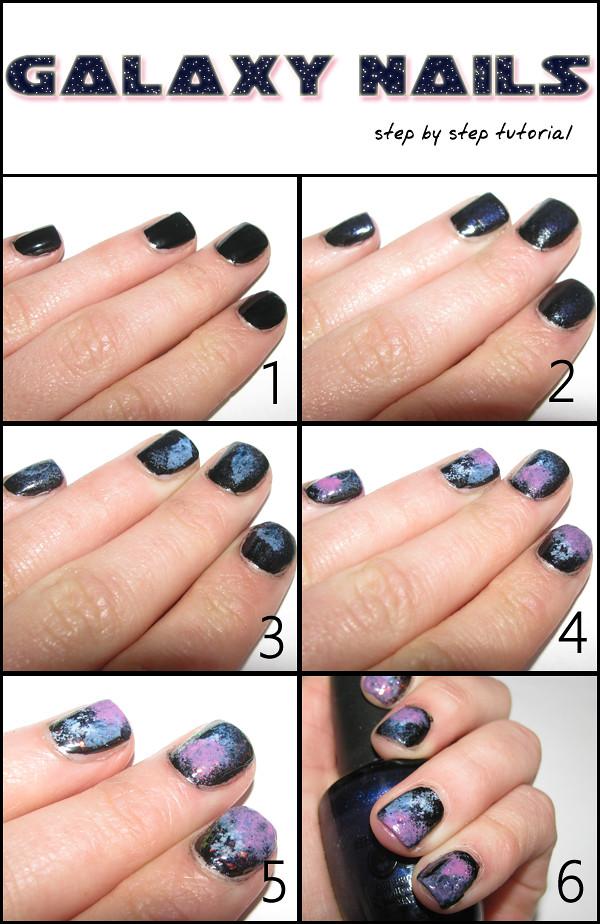 Nail Design Ideas Do It Yourself Galaxy: Unique nail designs do it ...