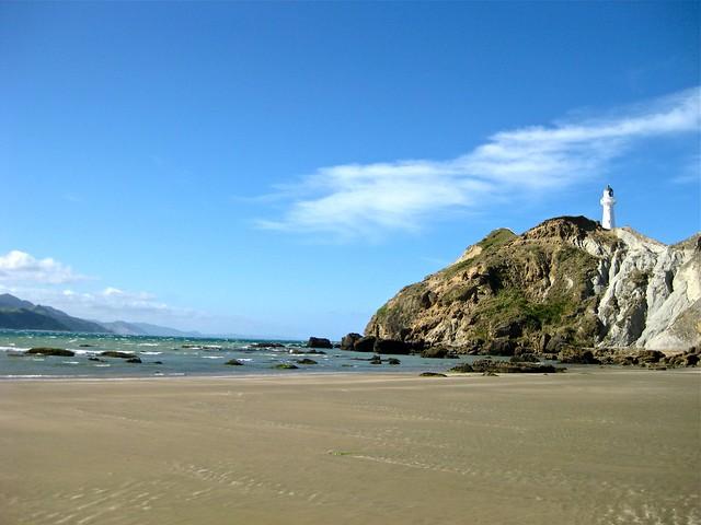 Castlepoint, New Zealand