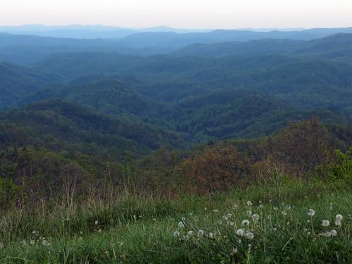 northcarolina blueridgeparkway westernnorthcarolina southernappalachians grandviewoverlook canonpowershotsx40hs