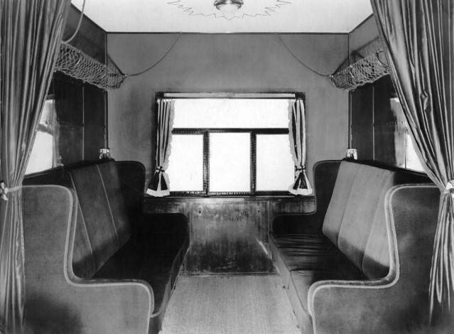 Passagierscabine van het luchtschip los angeles interior for Cabin los angeles
