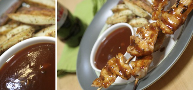 Coca-Cola® BBQ Chicken Kabobs