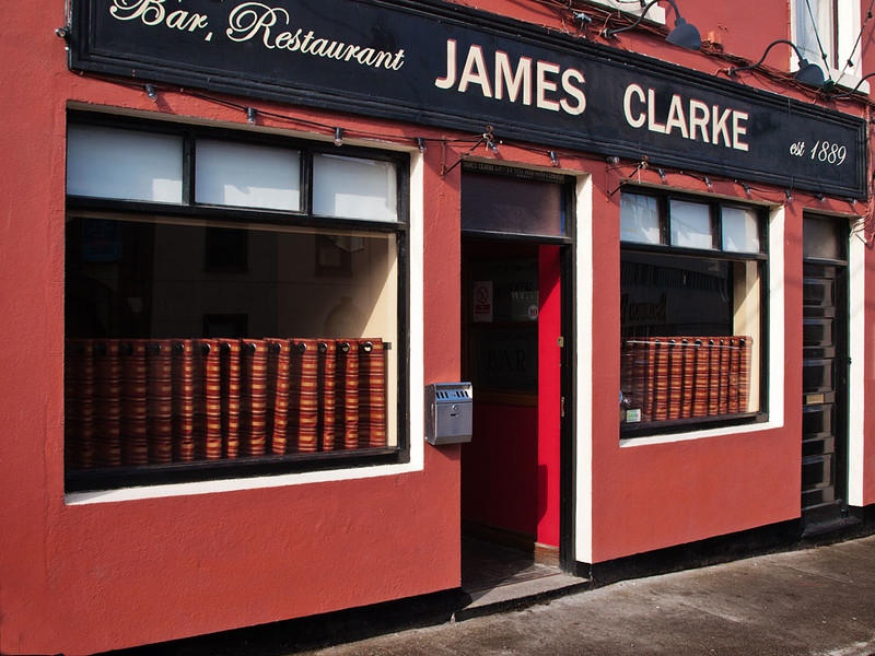Clarkes Bar & Restaurant