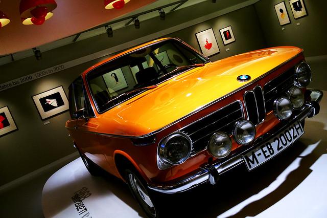 BMW Museum in München