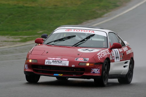 750MC Toyota MR2 Championship - Brands Hatch - 29th April 2012