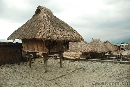 Heritage Village in Barangay Poblacion, Hungduan, Ifugao