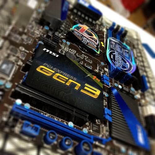 MSI Z68A-GD80 (G3) by cinz