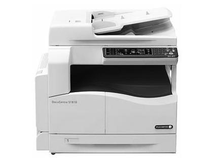 Fuji Xerox DocuCentre S2010 & S1810