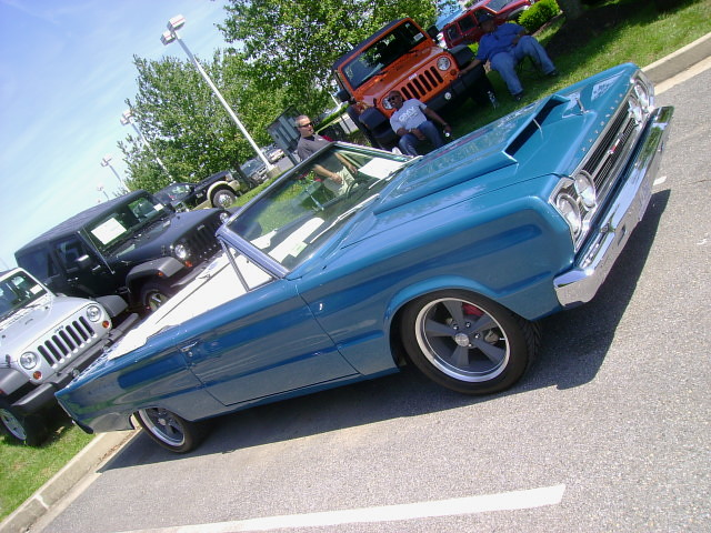 1967 Plymouth Belvedere Ii Convertible Flickr Photo