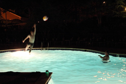 Jump into the Pool