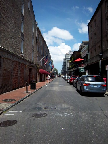 Saint Louis Street, New Orleans